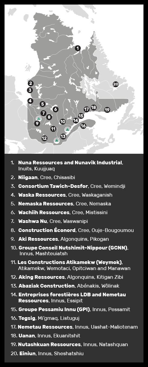 map desfor